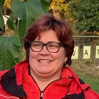 Sandra Öst.