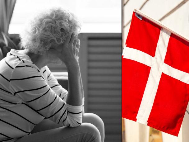 I Danmark kan utslitna få gå i tidigare pension.