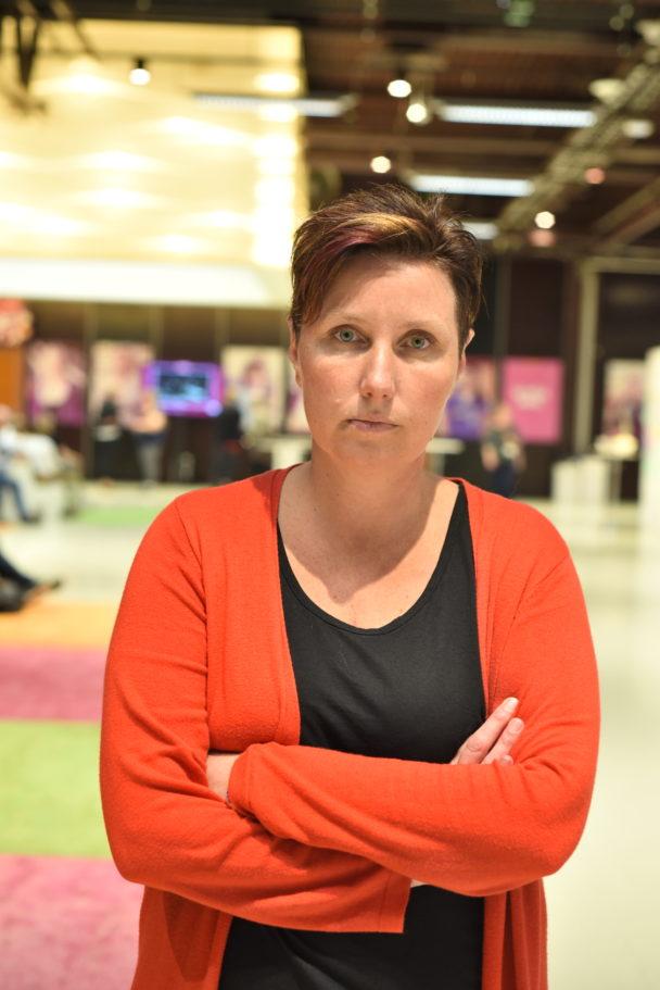 Anna Skarsjö, Kommunal.
