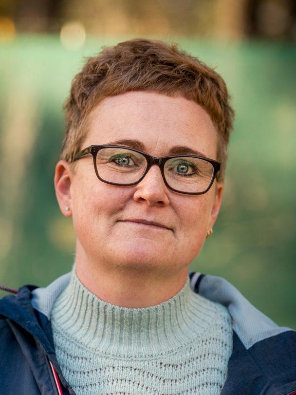 Jenny Carlsson, enhetschef.