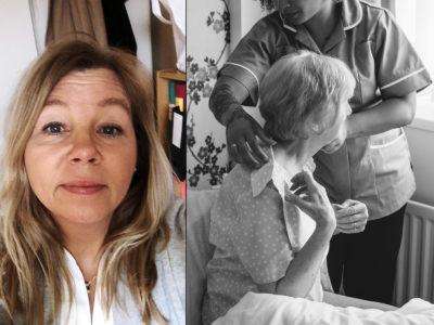 Anneli Hallström, Kommunal.