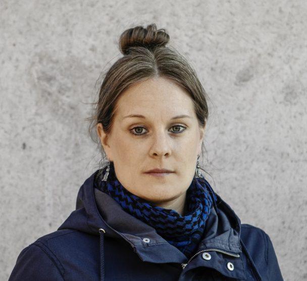 Kristin Linderoth.