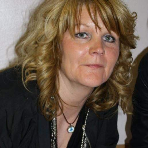 Gunilla Eliasson.