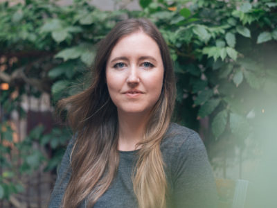 Charlotte McConaghy.