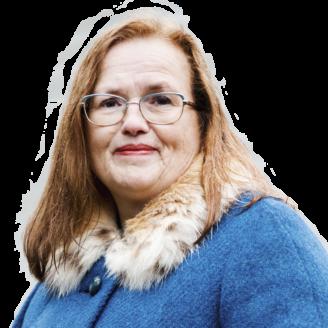 Agneta Thomasin Svensson