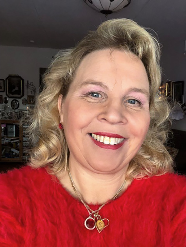 Birgitta Löjdström, verksamhetschef för hemtjänsten i Söderhamn.