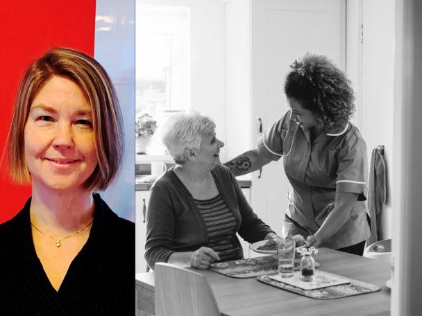 Susanne Selander Ljunggren, Kommunal i Söderhamn.