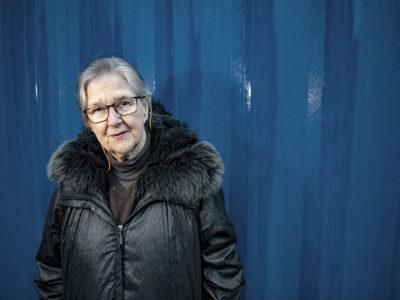 Marie Åsberg, professor emerita i psykiatri vid Karolinska institutet.