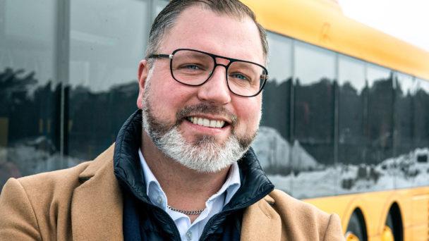Henric Hedenqvist, Bergkvarabuss.