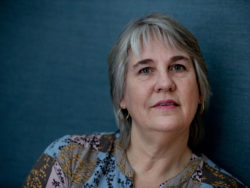 Kristina Persson, undersköterska.
