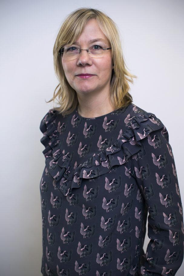 Ellinor Gudmundsson, LO-TCO Rättsskydd.