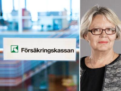 Cecilia Udin, Försäkringskassan.