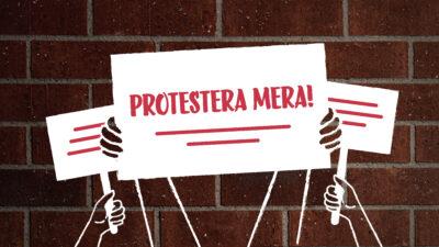Protestera mera!