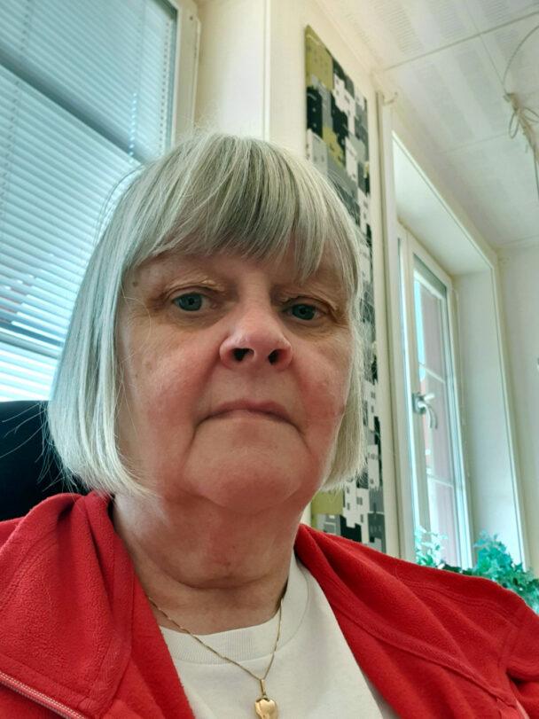 Ruth Bergström, Kommunal i Örnsköldsvik.
