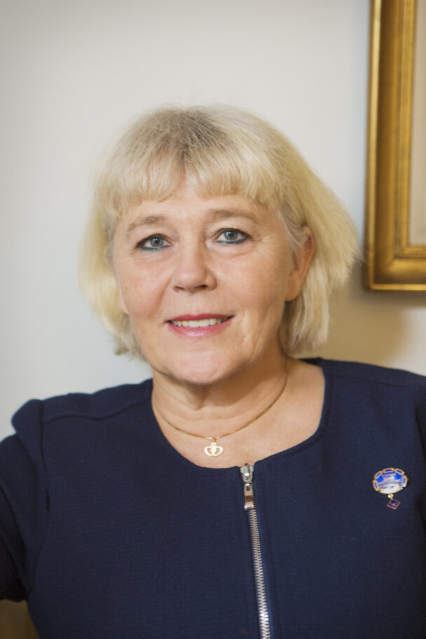 Ami Hommel, Svensk sjuksköterskeförening.
