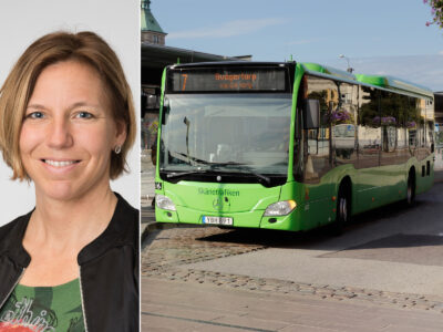 Ulrika Scholander, Arbetsmiljöverket.
