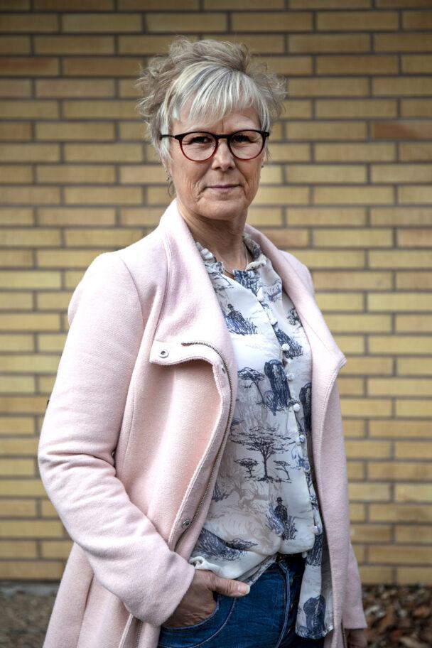 Monica Olsson, undersköterska.