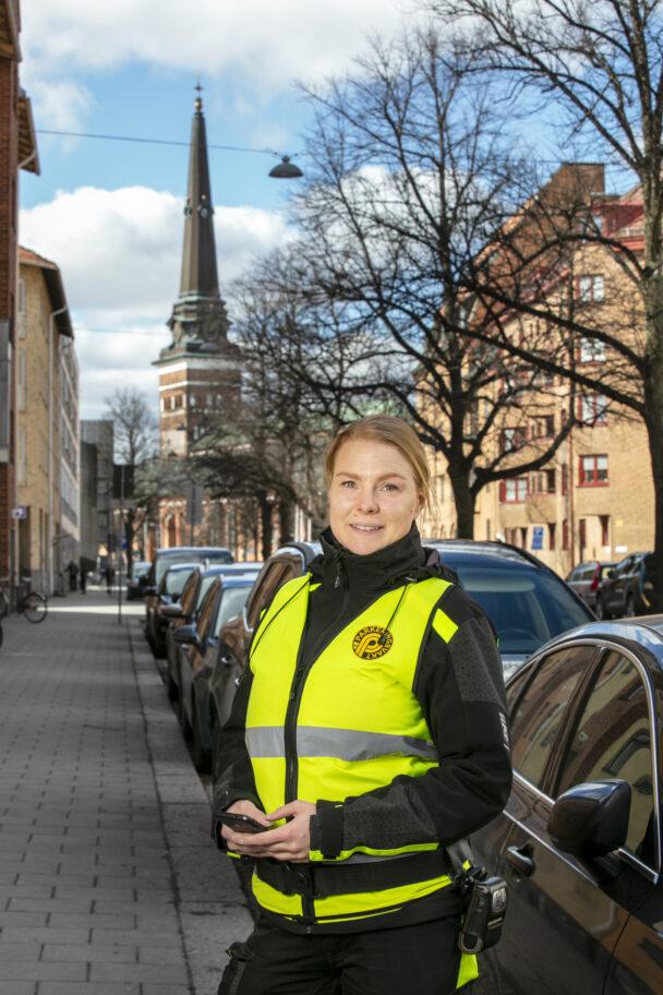Michaela Ekström.