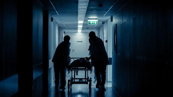 Sjukvård (genrebild).