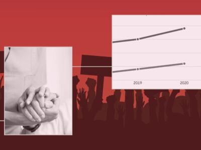 Heltidsgapet ökar i kommunerna.
