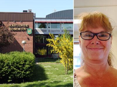 Linda Nilsson, Kommunal i Kävlinge.