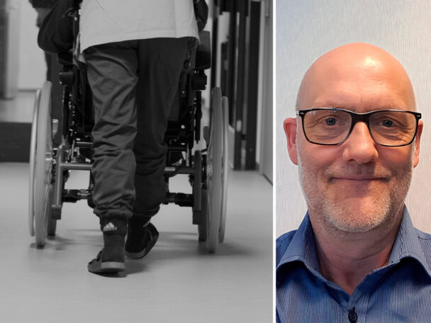 Nils-Olof Nilsson, socialchef i Ragunda.