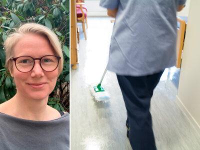Sofia Björk, lektor i sociologi vid Göteborgs universitet.