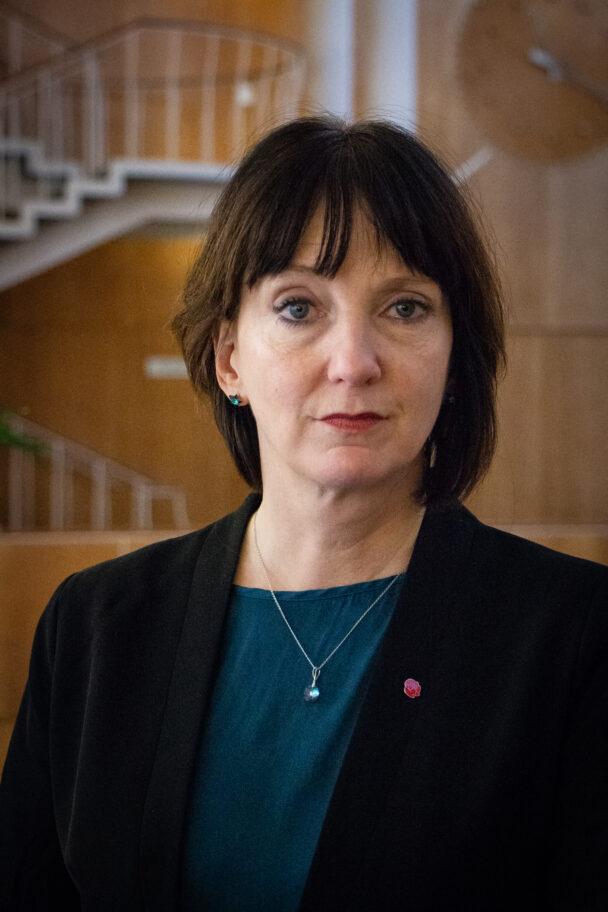 Marina Johansson (S).