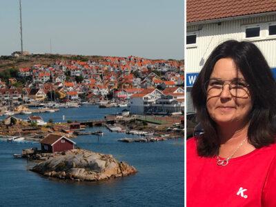 Petra Sundbladh, Kommunal i Sotenäs.