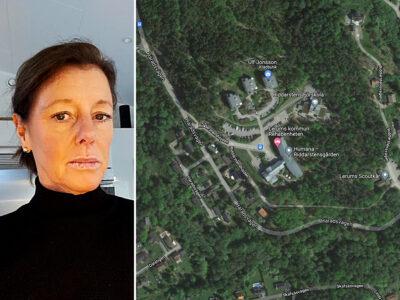 Annika Alfredsson, skyddsombud vid Riddarstensgården.