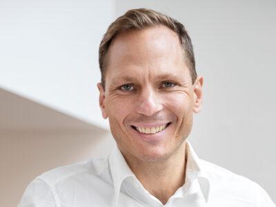 Johan Ingelskog, avtalssekreterare.